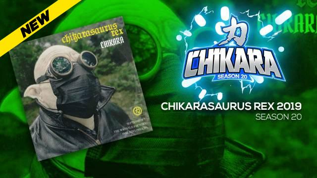 Chikarasaurus Rex 19