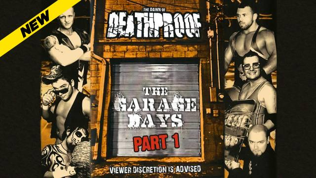 The Dawn Of Deathproof: The Garage Days Part 1