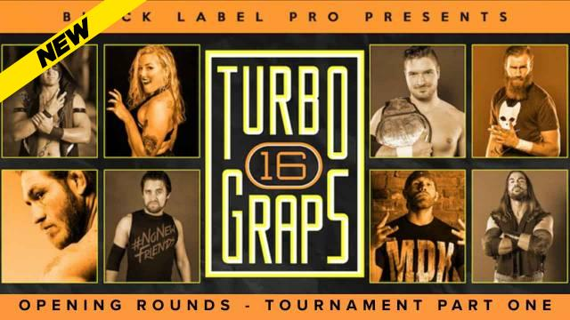Turbo Graps 16 Tournament Part One