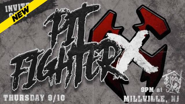 ICW Pitfighter X
