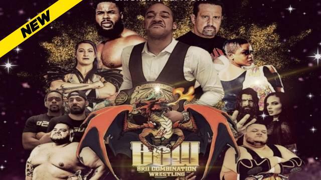 Brii Combination Wrestling - Anniversary 4