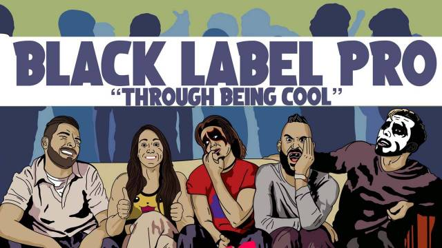 Through Being Cool