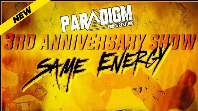 Paradigm Pro - Same Energy